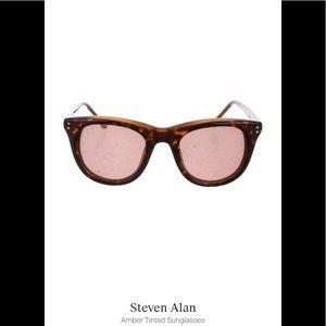 LIKE-NEW Steven Alan Amber Tortoiseshell Sunnies!